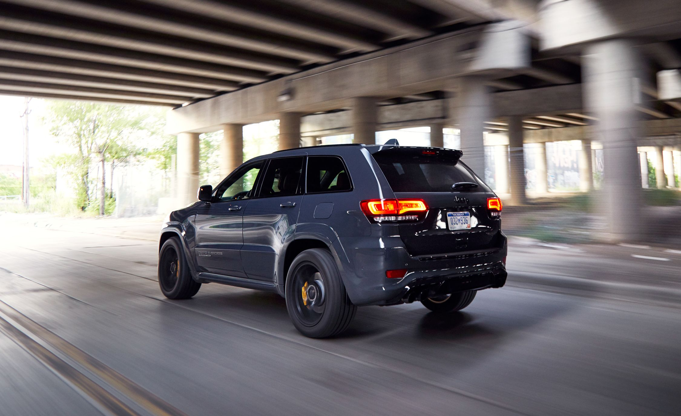 Track Hawk Grand Cherokee >> 2019 Jeep Grand Cherokee Trackhawk Reviews Jeep Grand Cherokee