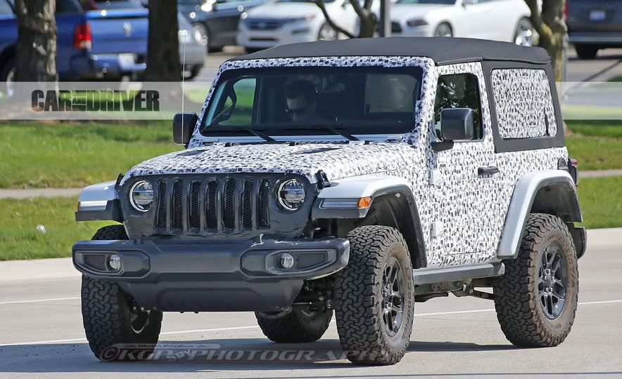 2018 Jeep Wrangler - Slide 4
