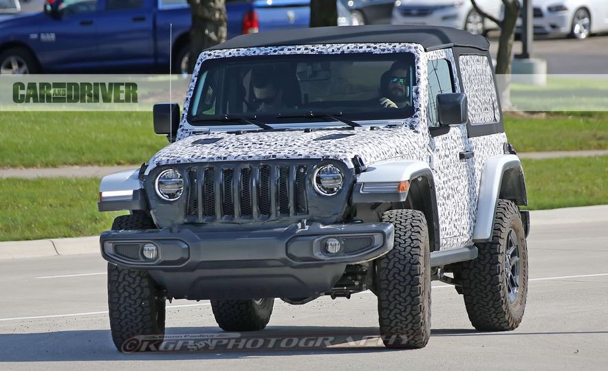 2018 Jeep Wrangler - Slide 6