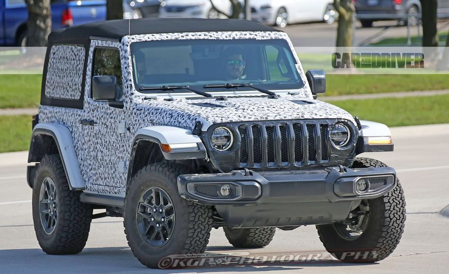 2018 Jeep Wrangler - Slide 10
