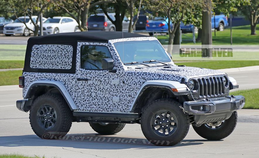 2018 Jeep Wrangler - Slide 11
