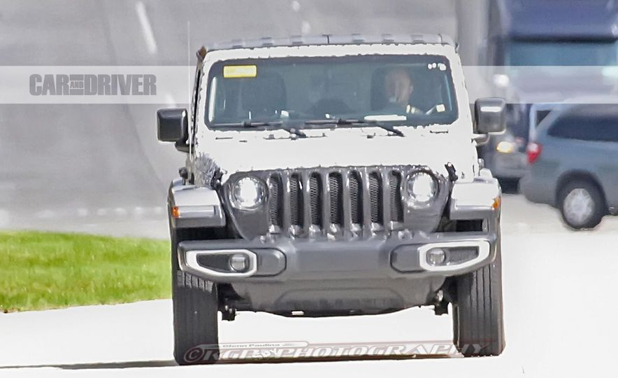 2018 Jeep Wrangler - Slide 39