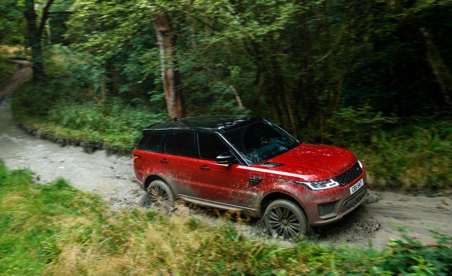 2018 Land Rover Range Rover Sport - Slide 1