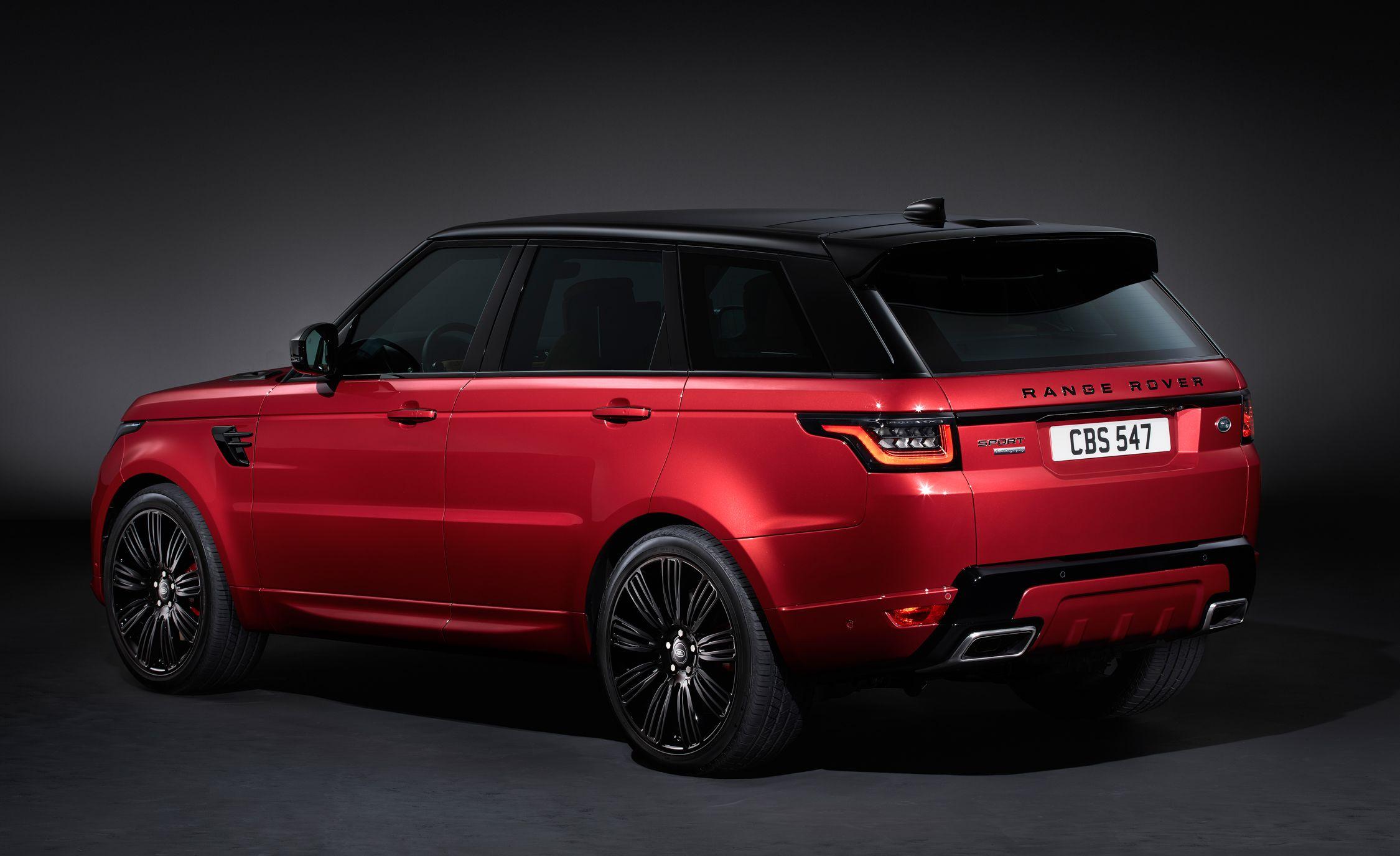 2019 Land Rover Range Rover Sport Reviews Land Rover Range Rover