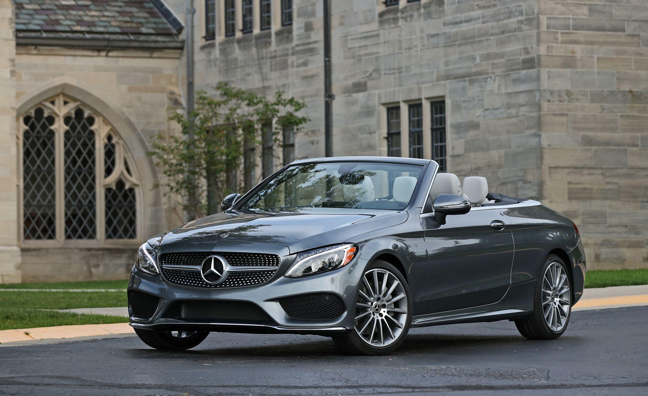 Mercedes Benz C class Reviews