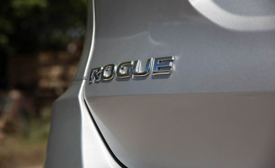 2018 Nissan Rogue - Slide 6