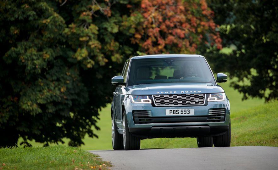 2018 Range Rover (Euro-spec) - Slide 3