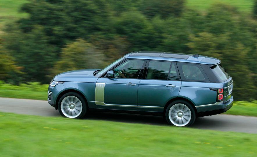 2018 Range Rover (Euro-spec) - Slide 4
