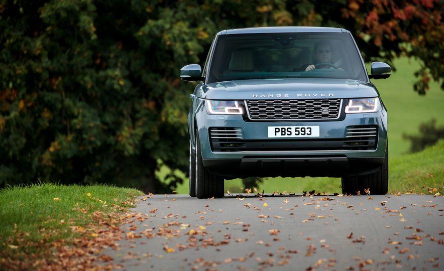 2018 Range Rover (Euro-spec) - Slide 5