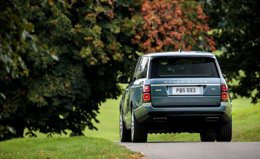 2018 Range Rover (Euro-spec) - Slide 6