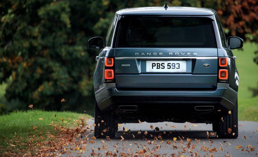2018 Range Rover (Euro-spec) - Slide 7