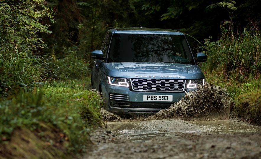 2018 Range Rover (Euro-spec) - Slide 8