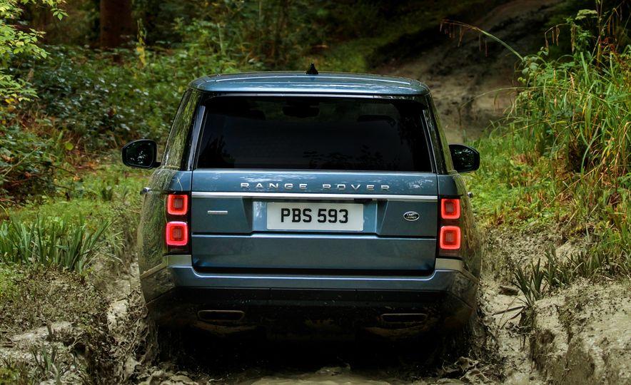 2018 Range Rover (Euro-spec) - Slide 9