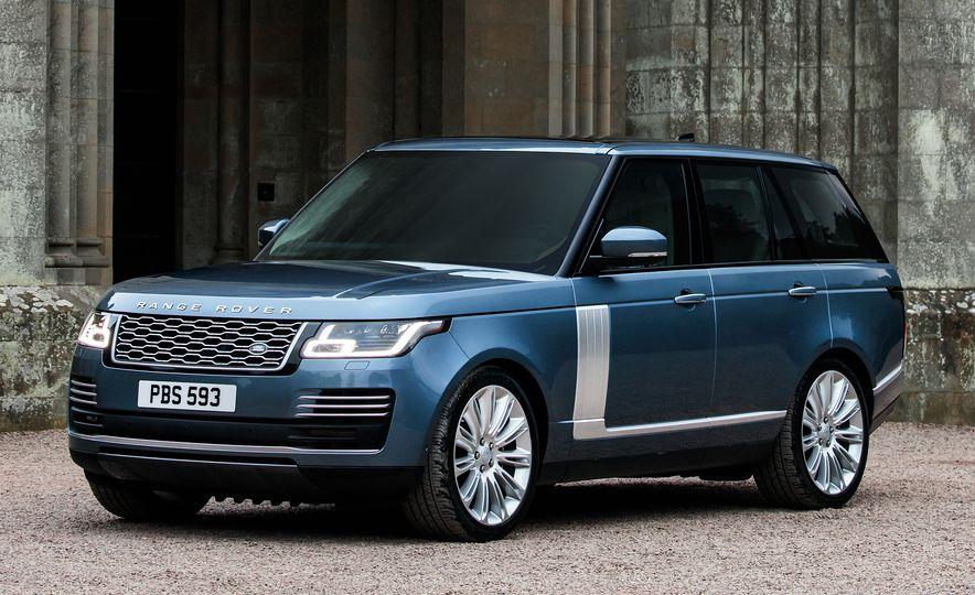 2018 Range Rover (Euro-spec) - Slide 10