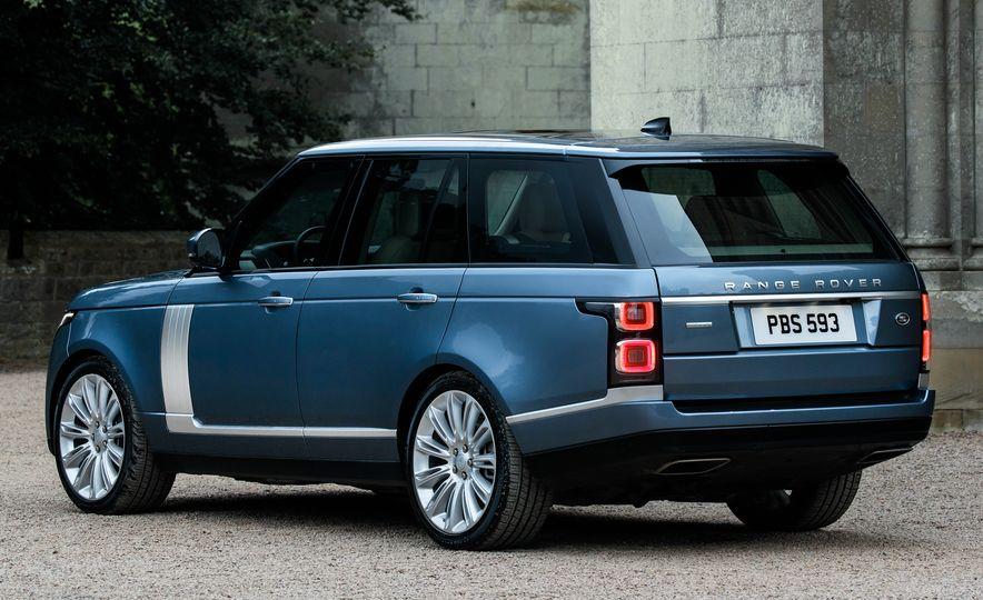 2018 Range Rover (Euro-spec) - Slide 11