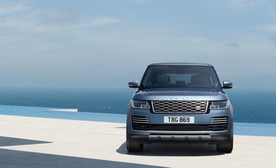 2018 Range Rover (Euro-spec) - Slide 12