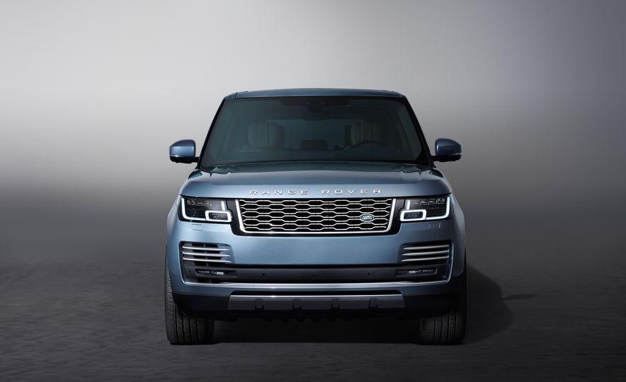 2018 Range Rover (Euro-spec) - Slide 13