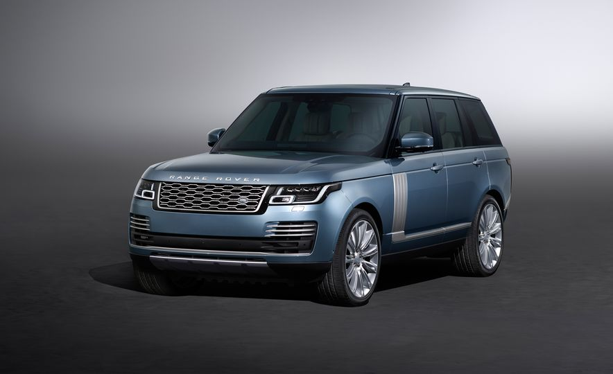 2018 Range Rover (Euro-spec) - Slide 14
