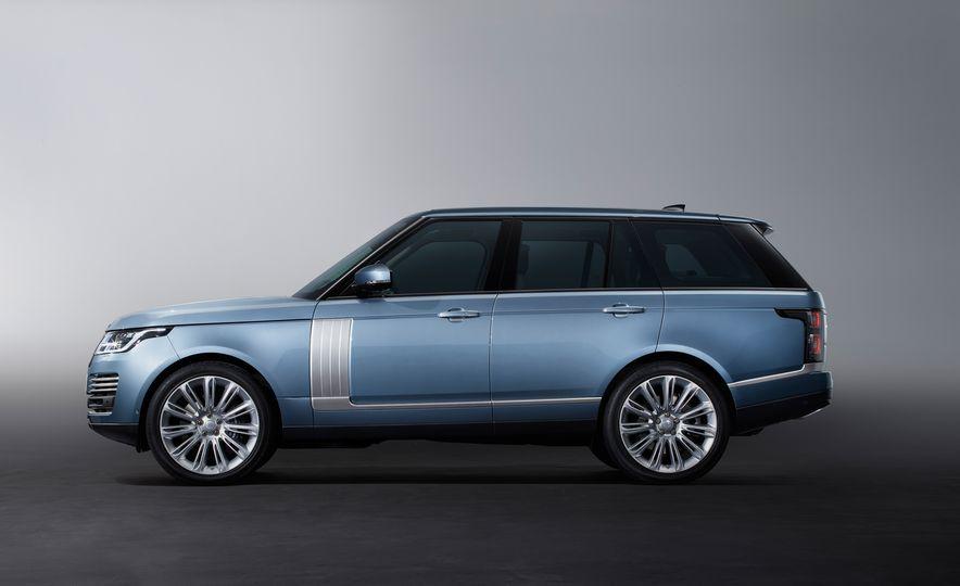 2018 Range Rover (Euro-spec) - Slide 15