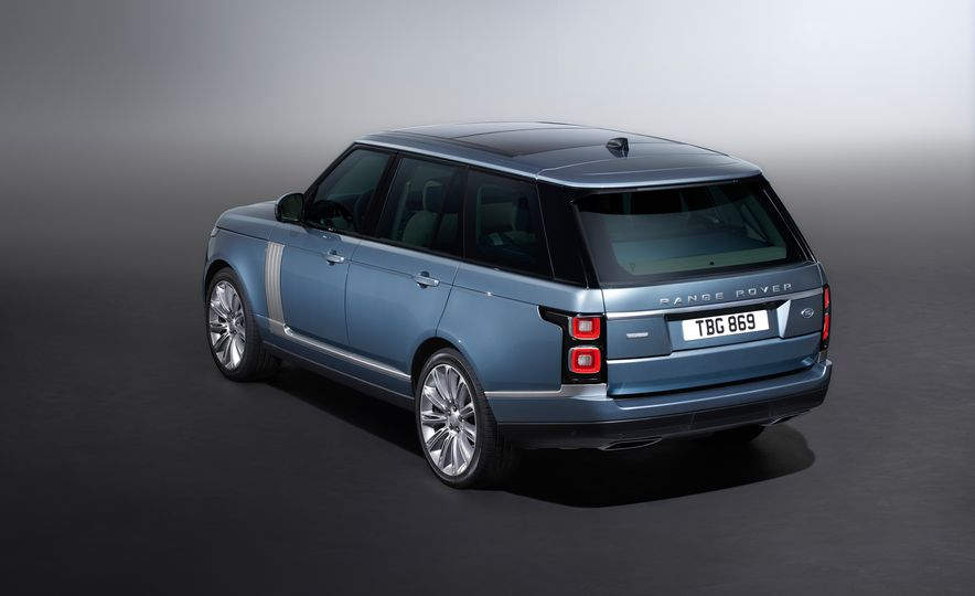 2018 Range Rover (Euro-spec) - Slide 16