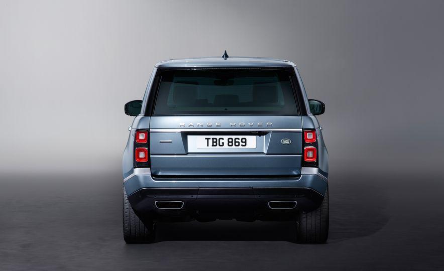 2018 Range Rover (Euro-spec) - Slide 17