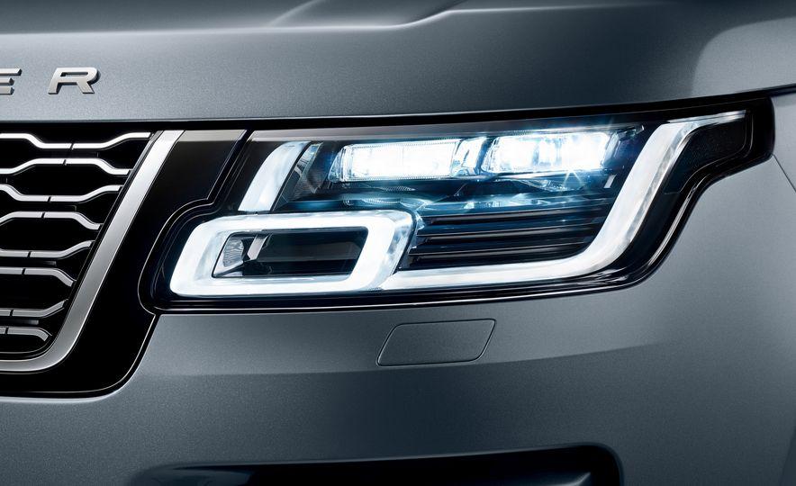 2018 Range Rover (Euro-spec) - Slide 19