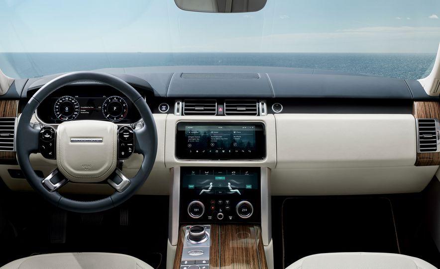 2018 Range Rover (Euro-spec) - Slide 20