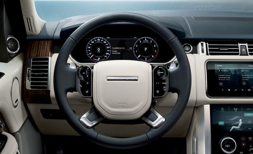 2018 Range Rover (Euro-spec) - Slide 21