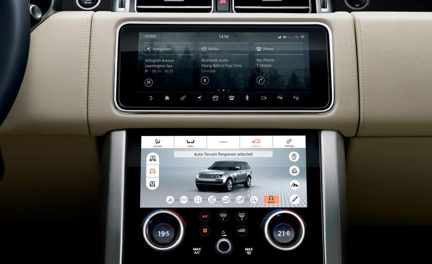 2018 Range Rover (Euro-spec) - Slide 22