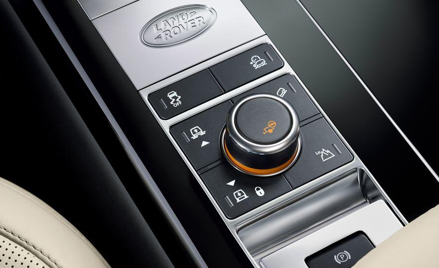2018 Range Rover (Euro-spec) - Slide 24