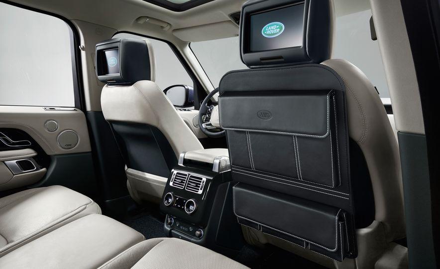 2018 Range Rover (Euro-spec) - Slide 25
