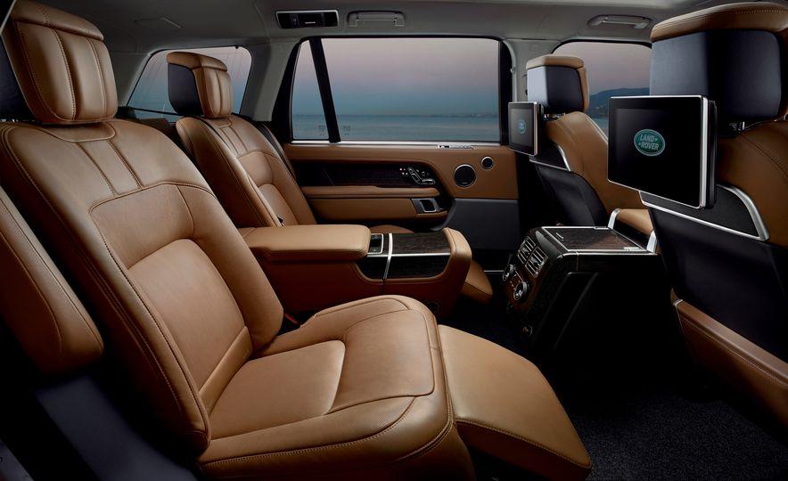 2018 Range Rover (Euro-spec) - Slide 30