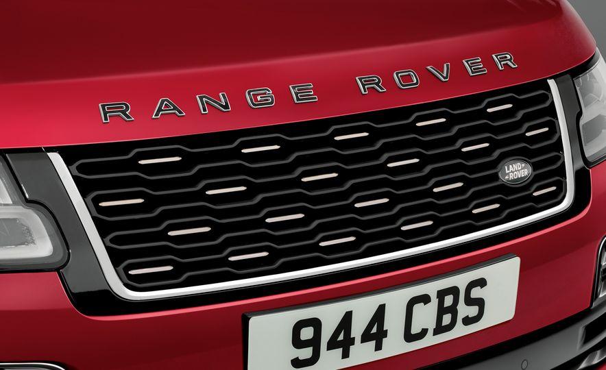 2018 Range Rover (Euro-spec) - Slide 36