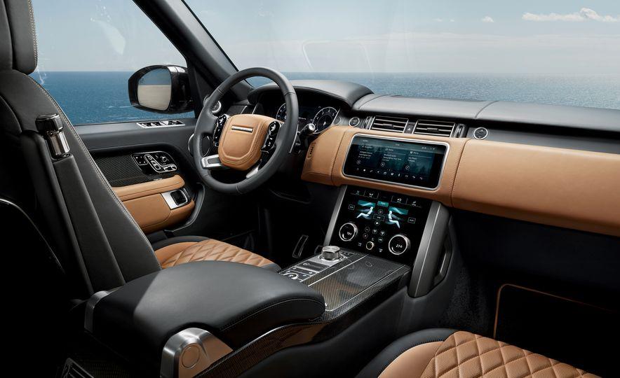 2018 Range Rover (Euro-spec) - Slide 37