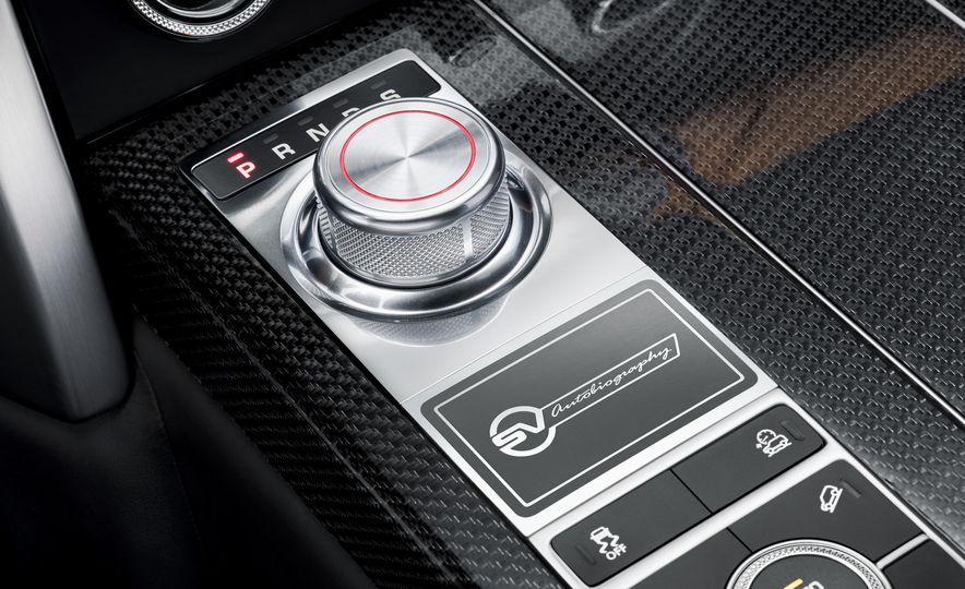 2018 Range Rover (Euro-spec) - Slide 38