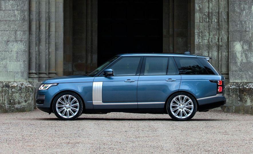 2018 Range Rover (Euro-spec) - Slide 2