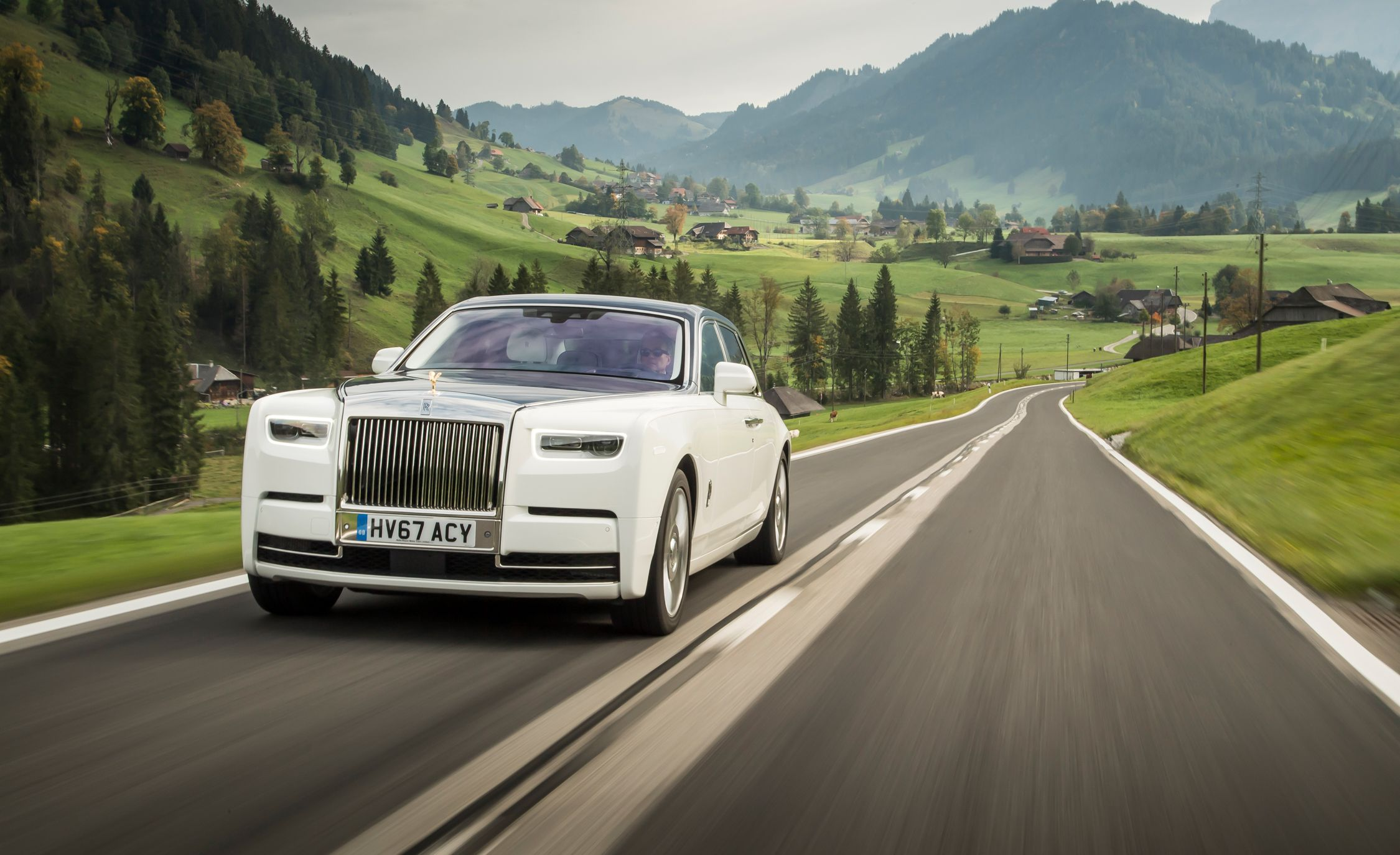 2019 Rolls Royce Phantom Reviews Price Photos And Specs Car Driver