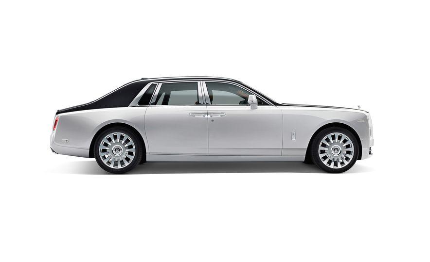 2018 Rolls-Royce Phantom VIII - Slide 1