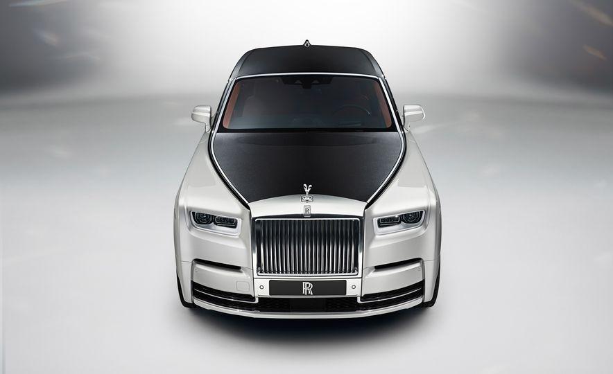 2018 Rolls-Royce Phantom VIII - Slide 4