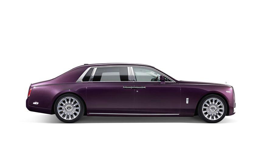 2018 Rolls-Royce Phantom VIII - Slide 10