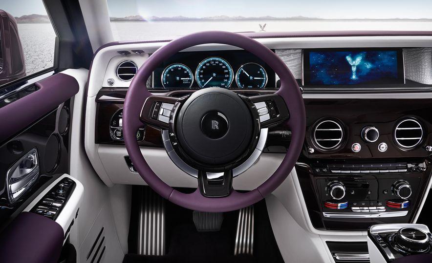2018 Rolls-Royce Phantom VIII - Slide 11