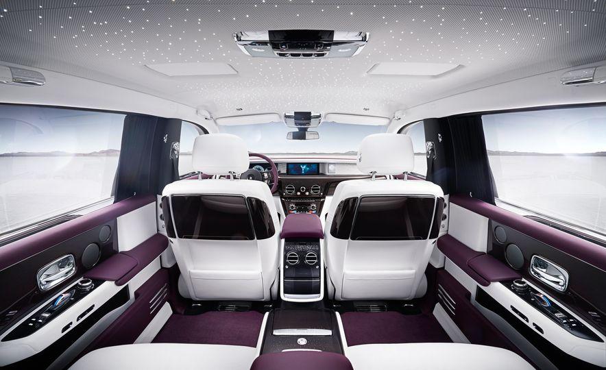 2018 Rolls-Royce Phantom VIII - Slide 14