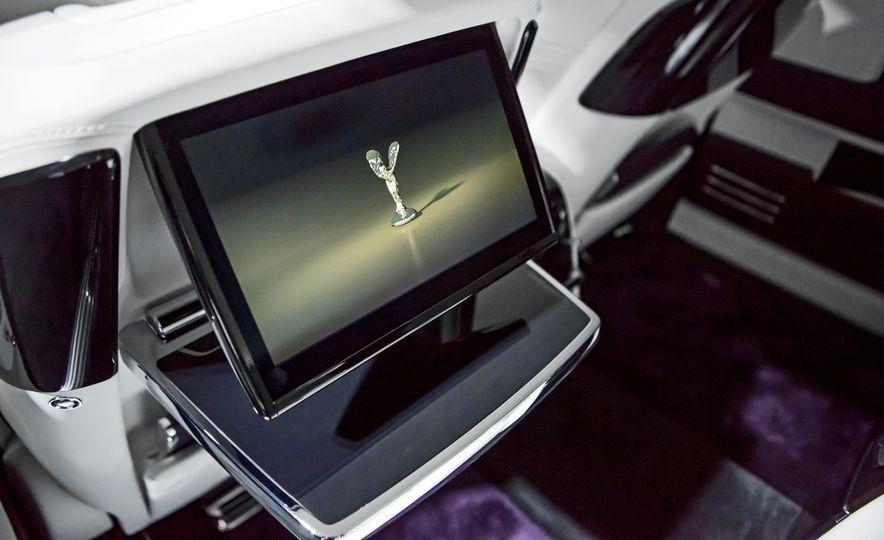 2018 Rolls-Royce Phantom VIII - Slide 16