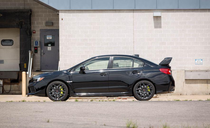 2018 Subaru WRX STI - Slide 15