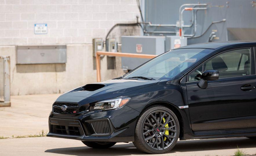 2018 Subaru WRX STI - Slide 18
