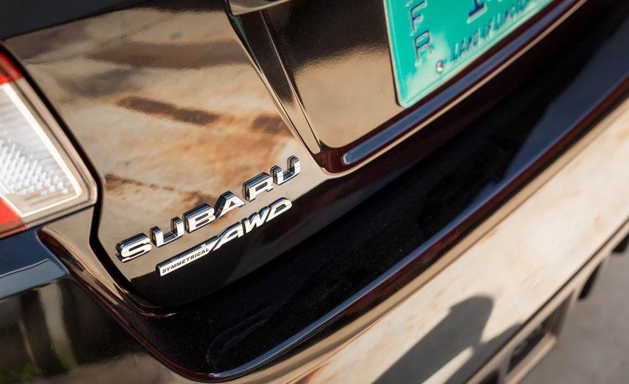 2018 Subaru WRX STI - Slide 23