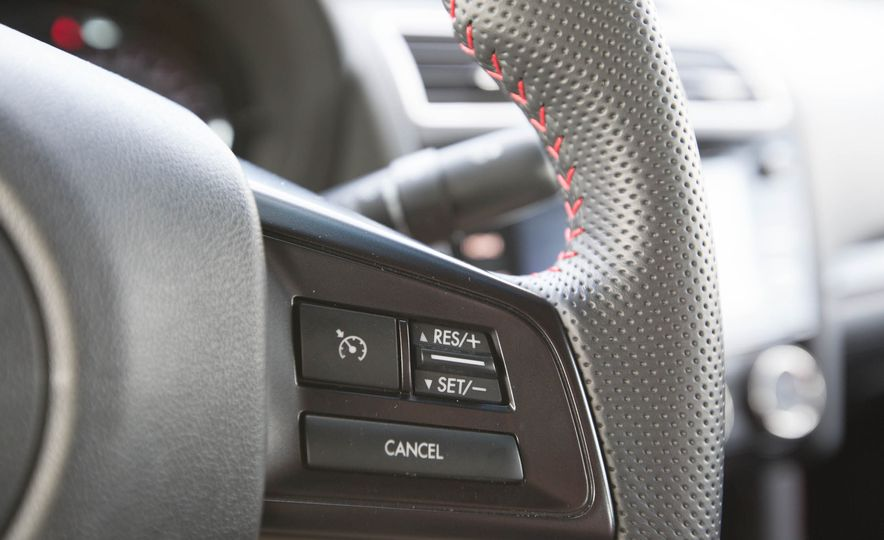 2018 Subaru WRX STI - Slide 34
