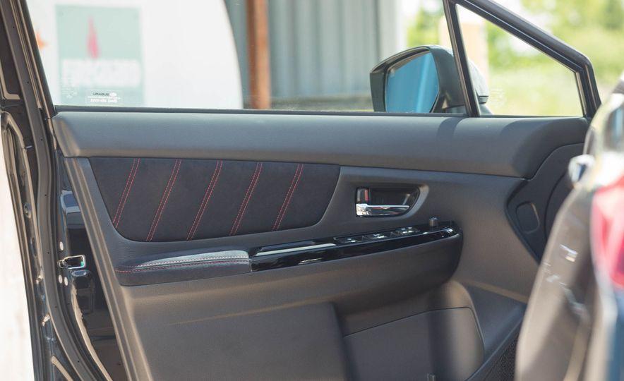 2018 Subaru WRX STI - Slide 36