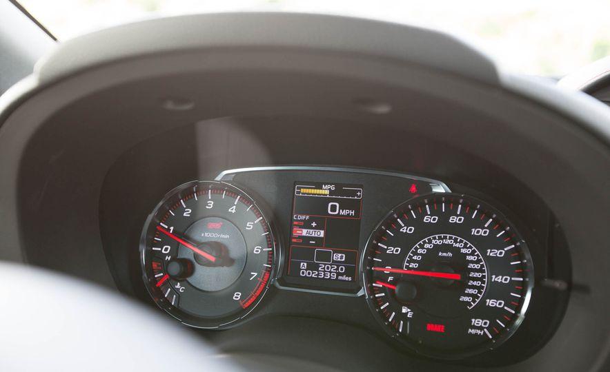 2018 Subaru WRX STI - Slide 39
