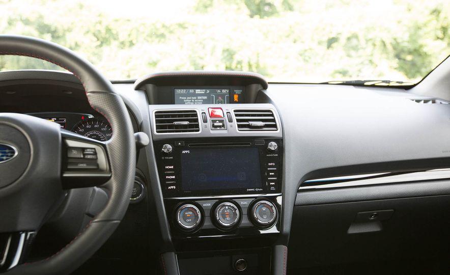 2018 Subaru WRX STI - Slide 40